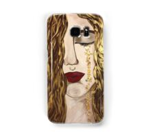 Golden Tears. Samsung Galaxy Case/Skin