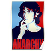 Pat The Bunny - ANARCHY Poster