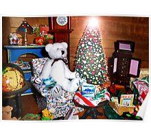 Christmas at Rupert's Poster