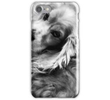 Stevey Snuggling in the Pillows iPhone Case/Skin
