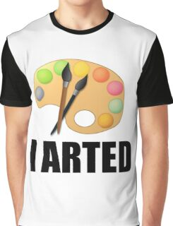I arted Graphic T-Shirt