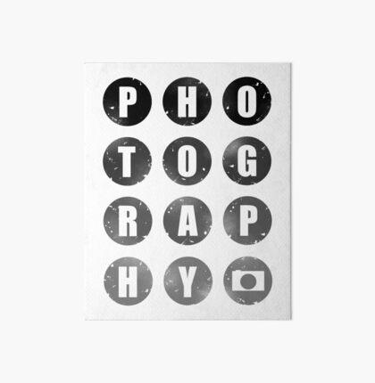 Photography Art Board
