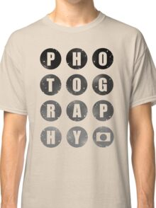 Photography Classic T-Shirt