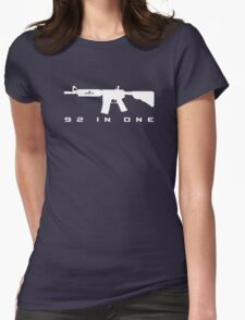 M4A4 - CS:GO Womens Fitted T-Shirt