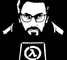 Gordon Freeman by monsterdesign
