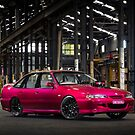 Natalie Wardell's VS SS Holden Commodore by HoskingInd