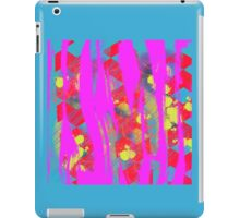 Touch of Pink iPad Case/Skin