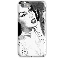 A CITY OF CRIME 2 iPhone Case/Skin