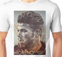 Alberto Moreno - Liverpool FC Unisex T-Shirt