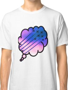 Dreaming of the sky Classic T-Shirt