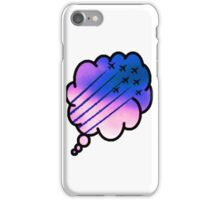Dreaming of the sky iPhone Case/Skin