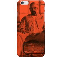 BREAKING ORANGE iPhone Case/Skin
