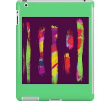 Bright Brushing iPad Case/Skin