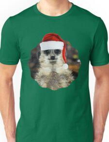 Meerkat Christmas Cheer Unisex T-Shirt
