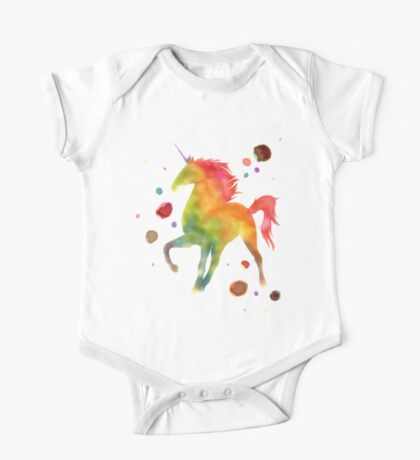 Unicorn One Piece - Short Sleeve