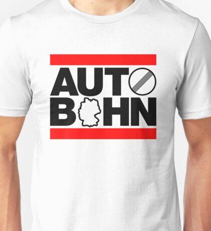 AUTOBAHN (1) Unisex T-Shirt