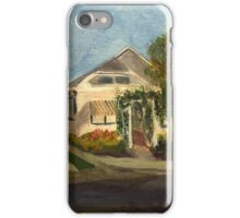 Cason Cottage Delray Beach iPhone Case/Skin