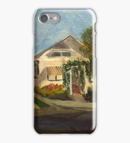 Cason Cottage Delray Beach iPhone Case/Skin