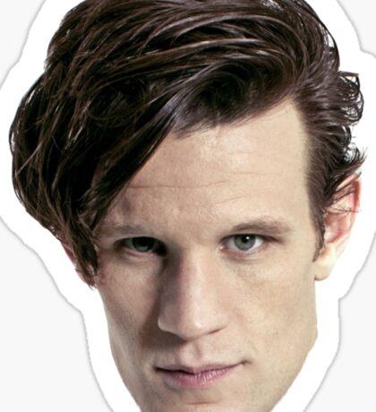 Matt Smith Sticker