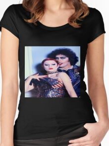 Frank N Furter x Columbia  Women's Fitted Scoop T-Shirt