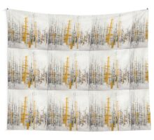Highway trees Wall Tapestry