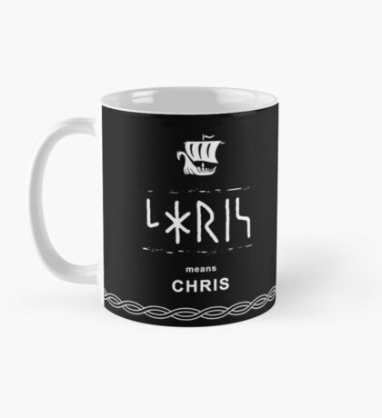 Chris viking mugg Mug