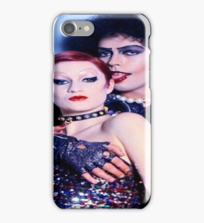 Frank N Furter x Columbia  iPhone Case/Skin