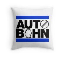 AUTOBAHN (2) Throw Pillow