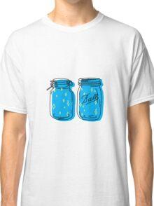 mason jar lights  Classic T-Shirt
