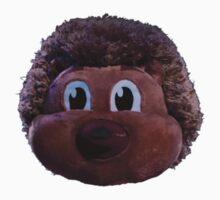 Sid the Hedgehog Mascots One Piece - Short Sleeve