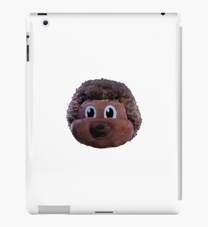 Sid the Hedgehog Mascots iPad Case/Skin