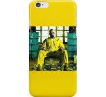 BREAKING YELLOW  iPhone Case/Skin