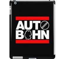 AUTOBAHN (3) iPad Case/Skin