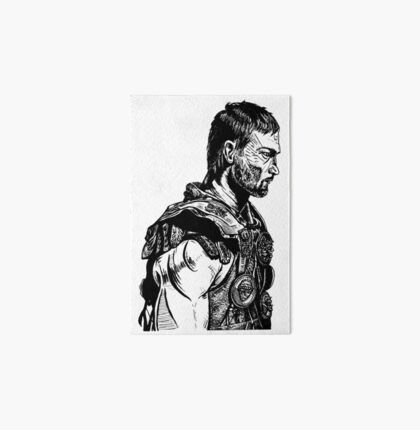 Spartacus Art Board