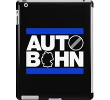 AUTOBAHN (4) iPad Case/Skin