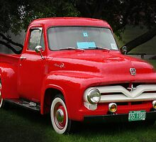 1955 Ford F100 Pick-up by PhotosByHealy