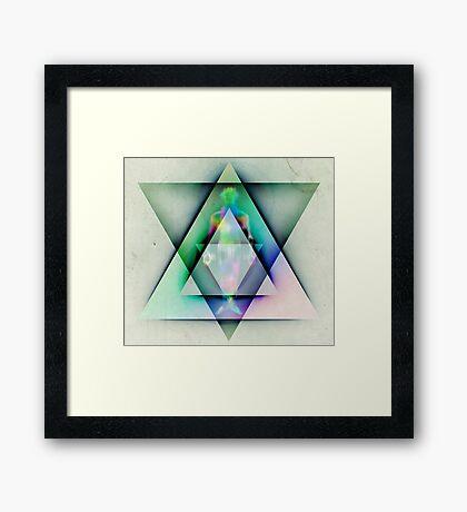Balance  I Framed Print