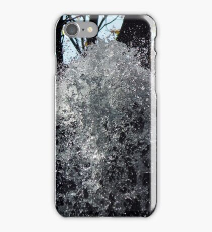 Cascading Water iPhone Case/Skin