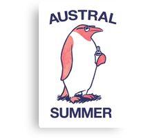 AUSTRAL SUMMER Canvas Print