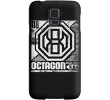 Octagon MMA Press Logo Samsung Galaxy Case/Skin