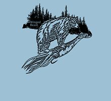 The Bear and the Squid Unisex T-Shirt