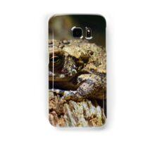 Brown Toad Samsung Galaxy Case/Skin