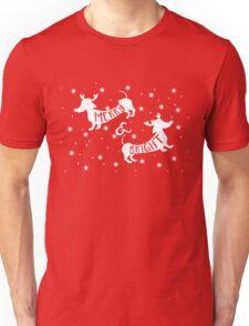 Merry & Bright Christmas Unisex T-Shirt