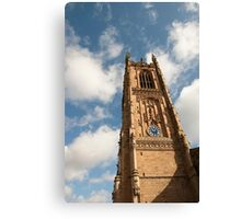 Derby Cathedral Canvas Print