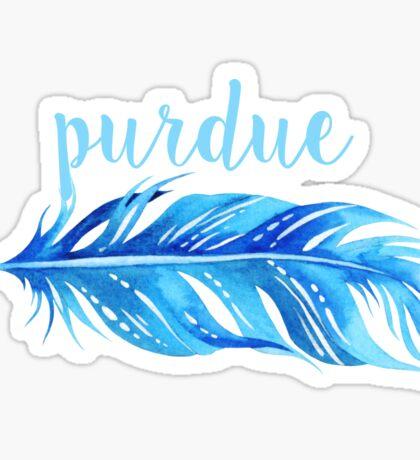 Purdue University Sticker