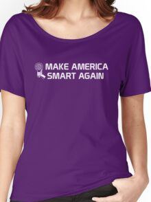 America Centered Again Women's Relaxed Fit T-Shirt