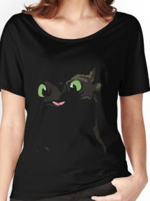 Toothless - How to Train Your Dragon Women's Relaxed Fit T-Shirt