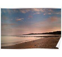 Ballyholme Beach  Poster