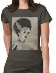 Un-Dead Bride Womens Fitted T-Shirt