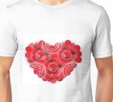 Ara heart. Unisex T-Shirt